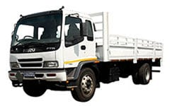 Drop Side Truck Rental