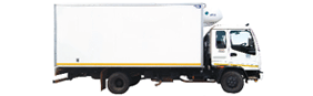 8 Ton Refrigerated Truck Rental