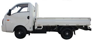 Bakkie Hire Fleet H100