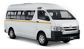 Van Rental Durban